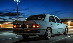 mercedes dealership inside 1990 mercedes benz 300e 2 6 review rnr automotive blog