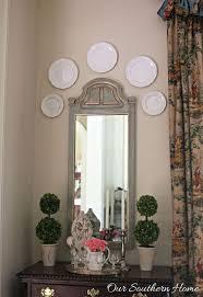 thrift store mirror makeover hometalk