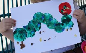 the very hungry caterpillar and other summer fun read write