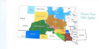 South Dakota In Usa Map by Hp14 001