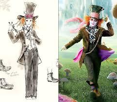 Johnny Depp Costumes Halloween Johnny Depp Mad Hatter Mad