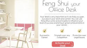 Office Feng Shui Desk Simple Tips And Cures To Feng Shui Your Office Desk At Home Or
