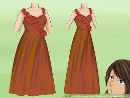 3 ways to dress for an autumn wedding for women wikihow
