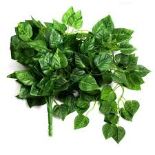 Garden Wall Ornaments by 2pcs Artificial Fake Hanging Vine Plant Leaves Garland Home Garden