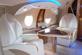 Aircraft Interior Design The Private Jet And Its Interior Decorator Cobblestones And Heels