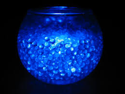Submersible Led Light Centerpieces by 10 Led Blue Submersible Floralytes I Centerpieces Lights And