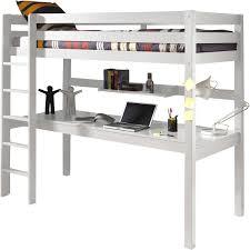 lit mezzanine avec bureau pas cher chambre mezzanine gain de place lit enfant gain de place prix