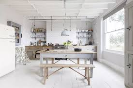 Gingham Kitchen kitchen design trends today u0027s country kitchen apartment therapy