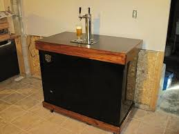 kegerator black friday ubermick u0027s 4 tap keezer you decide home brew forums home