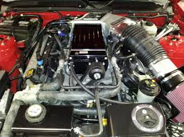 Ford Shelby Gt500 Engine 2008 Shelby Gt500 Db Performance