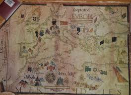 Old Map Of Europe by Quick While Asia Is Asleep Upvote Old Map Of Europe Album On Imgur
