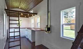 Micro Homes Interior Minttinyhomes Com Loft Edition