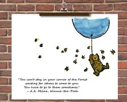 winnie the pooh quotes u0027you can u0027t stay in your corner