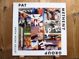 pat metheny group letter from home guitar records