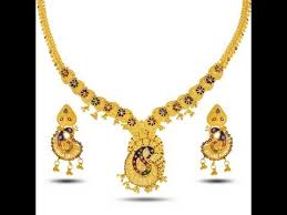 indian bridal gold jewellery designs new model indian gold