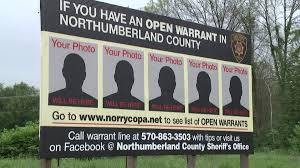 billboards warn people to pay up wnep com