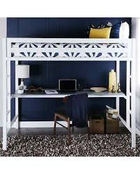 twin metal loft bed with desk and shelving big deal on twin white metal loft bed with desk twin metal loft bed
