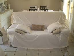 housse canap simili cuir housse pour canapé simili cuir canapé idées de décoration de