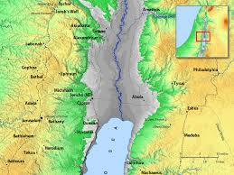 Map Of Israel In Jesus Time Free Bible Images Maps Of Israel And Its Regions In The New