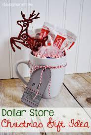 capital b affordable neighbor gift dinner in a mug