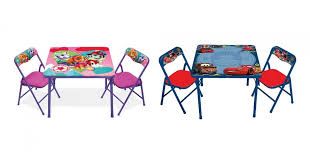 frozen erasable activity table kids activity table chairs sets just 20 toys r us