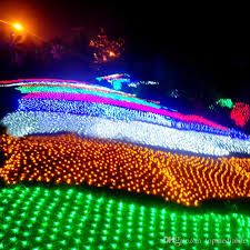cheap 220v 4 6 m 672 led net light wedding