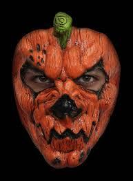 pumpkin mask pumpkin beast horror mask maskworld