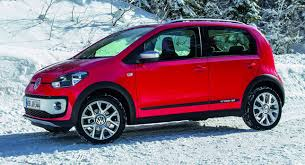 volkswagen mini volkswagen mini crosses to the suv side with new cross up variant
