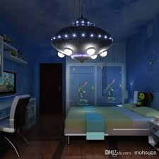 Creative Lighting Ideas Toddler Bedroom Lighting Aircraft Chandelier Boy Child Room Ls