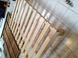 Used Bed Frames Ben U0027s Homemade Bed Frame I Used The Design Which Is On My
