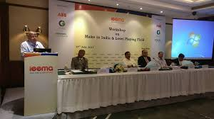 ieema journal july 2017 by workshop on in india level field ieema your