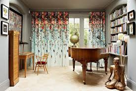 Floral Interiors Amazing London Residence Godrich Interiors Design For Home Office