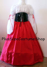 barmaid halloween costume plus size and super size halloween
