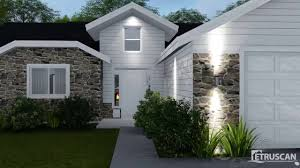 3 Bedroom Plan House Plan Virtual Tour 3 Bedroom House U2013 1 711 Square Feet