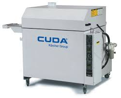 heated parts washer cabinet cuda 2840 industrial parts washer transbrite aqueous detergents