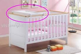 Cot Changing Table Baby Changing Table Changing Top Top Changes Wooden Furniture Baby