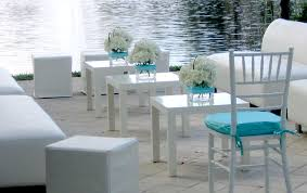 renting chairs for a wedding party rental wedding event rental furniture niche event