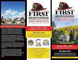 Home Design Credit Card by New Free Brochure And Business Card Designs For First Responder