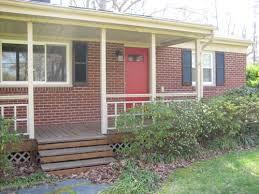 new ideas yellow brick house red door with photo yellow brick