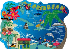 carribbean map caribbean map the cat s meow