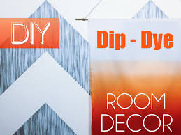 home decorators promotional code 10 off diy dip dye wall art dorm room decor robeson design youtube