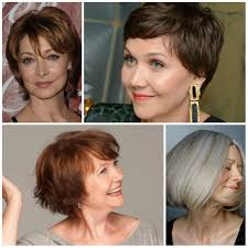 2017 short haircuts for women over 50 u2013 haircuts and hairstyles