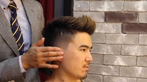 korean hair men u0027s haircut tutorial men u0027s classy hairstyle