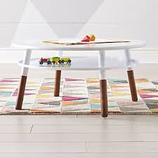 play table and chairs kids play and activity tables chairs crate and barrel