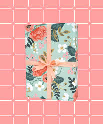 pretty wrapping paper wrapping paper prints festive gift wrap guide