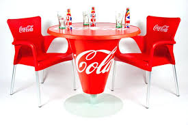 coca cola table and chairs coca cola table and chair coca cola table chairs 5 coca cola table