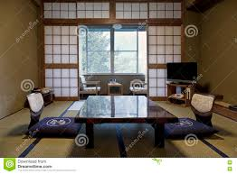 kamikochi japan may 22 2016 traditional japanese room in