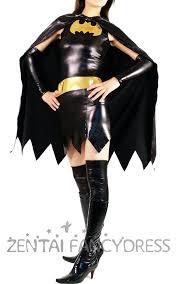 dc comics superheroine black shiny metallic batgirl superhero