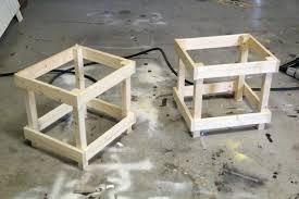 Diy Storage Ottoman Plans Diy Footstools Footstools Pinterest Diy Footstools Openpoll Me