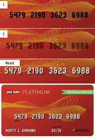 tip create a realistic credit card in photoshop